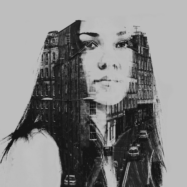 "Anna Pantelia – ""Recycle"" – Portraits and Buildings"