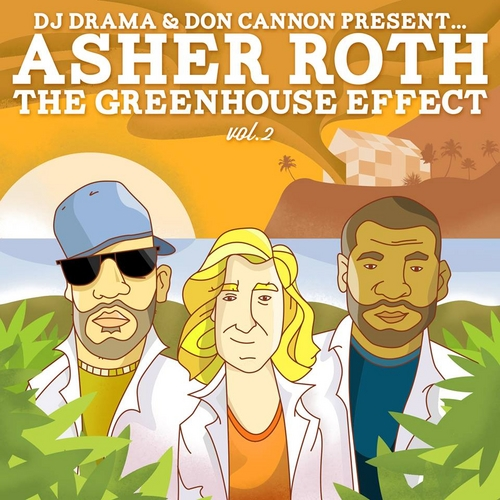 Asher_Roth_The_Greenhouse_Effect_Vol_cover