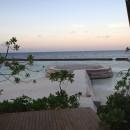 """Die """"Baros Premium Pool Villas"""" haben so ein Extra-Sonnendeck. Für Feinschmecker."""