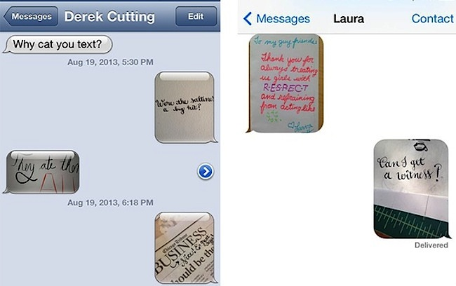 Calligrapher_Sends_Handwritten_Text_Messages_Without_Using_His_Phone_Keyboard_2014_04