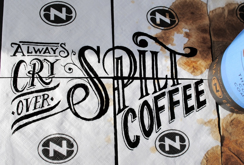 Coffee_Time_Typographic_Art_on_Discarded_Coffee_Cups_by_Rob_Draper_2014_04