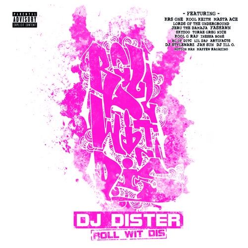 DJ_Dister_-_Roll_Wit_Dis_cover