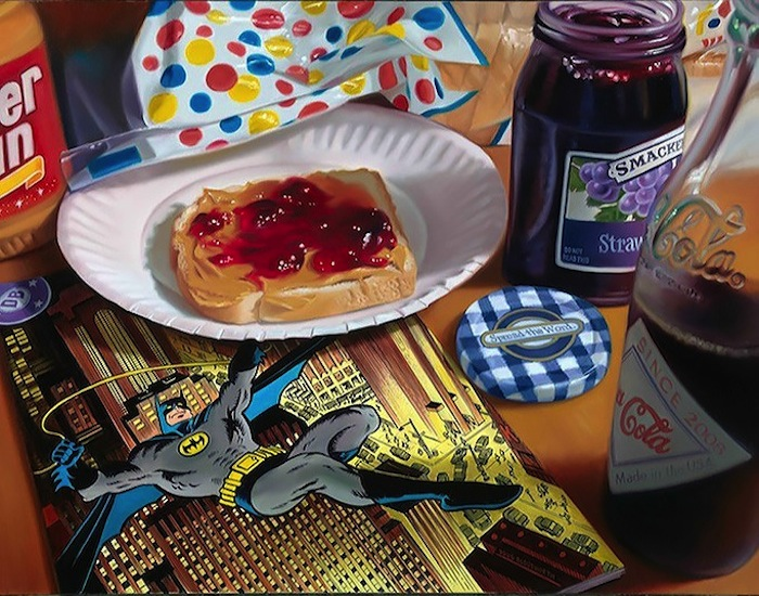 Hyper_Realistic_Paintings_Of_Old_School_Snacks_And_Comics_2014_09