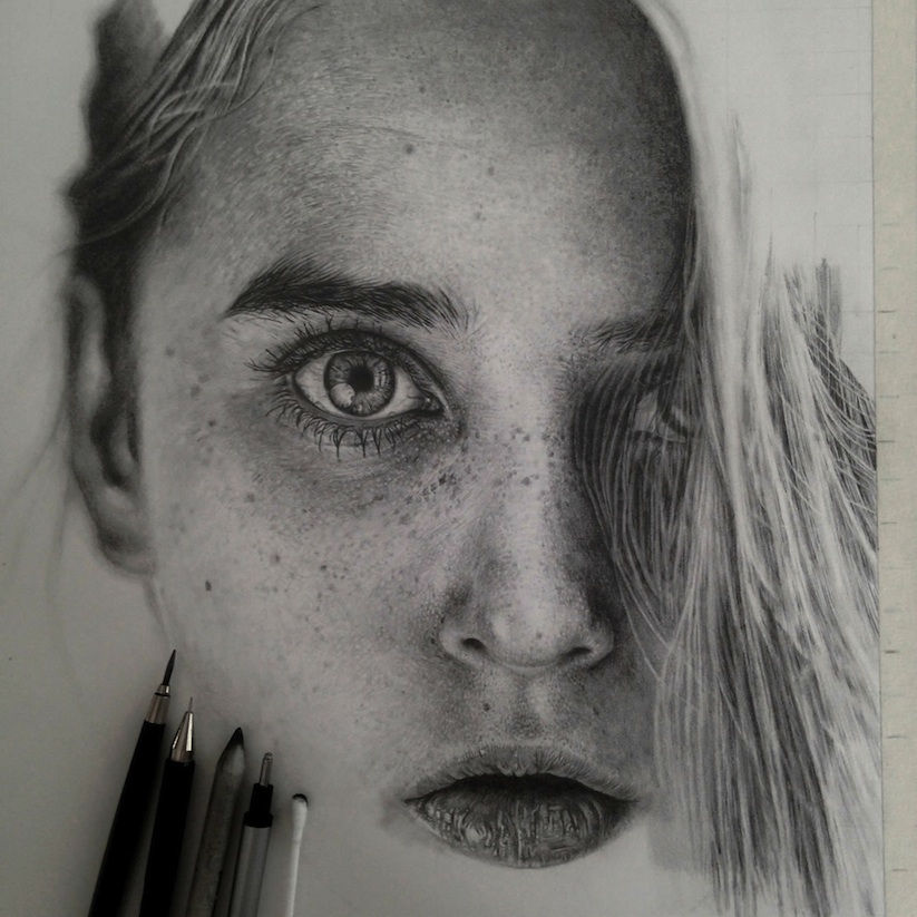 Hyperrealistic_Pencil_Drawings_By_Monica_Lee_2014_01