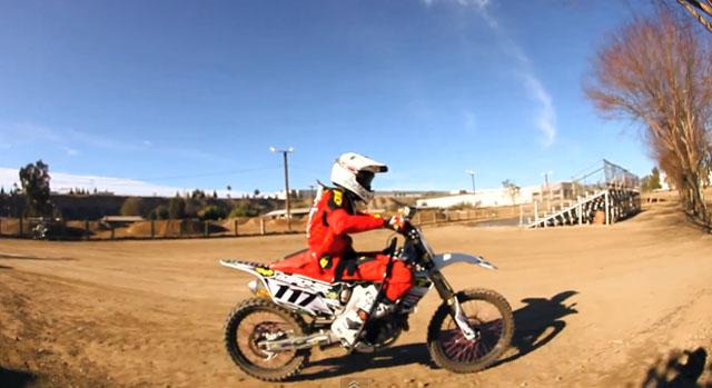 Motocross Rider - Darius Glover_1