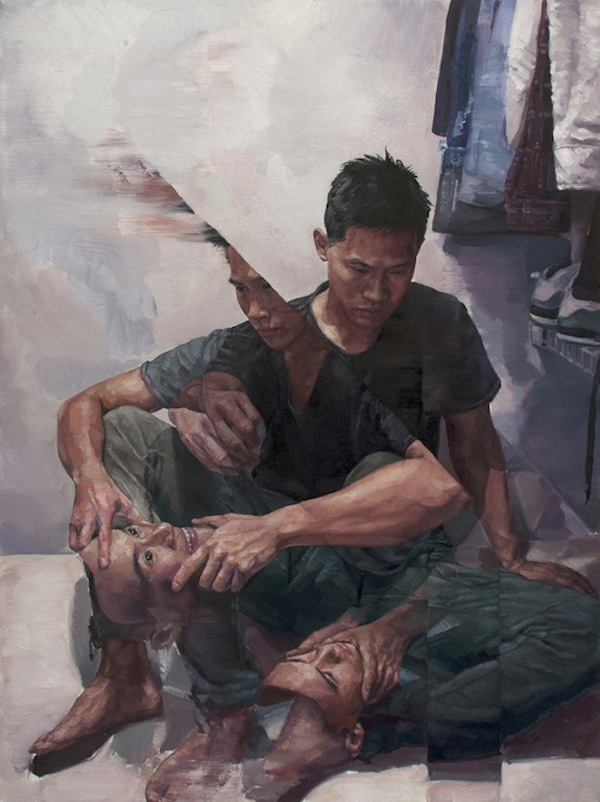 Multiple_Visages_Blurred_Together_In_Fragmented_Reality_Oil_Paintings_by_Adam_Lupton_2014_06