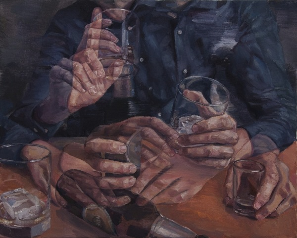 Multiple_Visages_Blurred_Together_In_Fragmented_Reality_Oil_Paintings_by_Adam_Lupton_2014_09