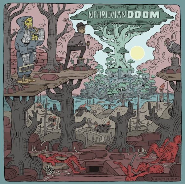 NEHRUVIANDOOM-Album-Cover