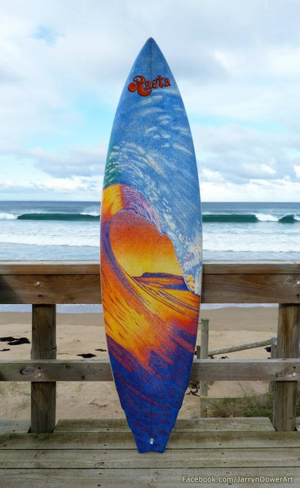 Old_Retired_Surfboards_Get_a_New_Life_as_Artworks_by_Jarryn_Dower_2014_09