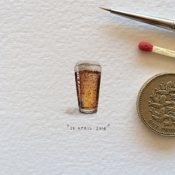 Postcards_for_Ants_Miniature_Watercolor_Paintings_by_Lorraine_Loots_2014_12