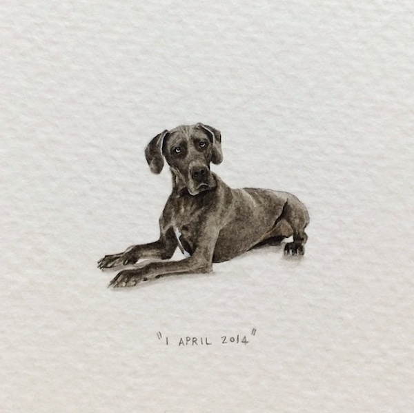 Postcards_for_Ants_Miniature_Watercolor_Paintings_by_Lorraine_Loots_2014_13