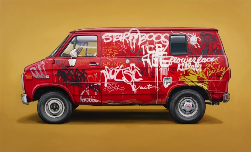 Right_Place_Right_Time_Van_Vehicle_Paintings_by_Kevin_Cyr_2014_12