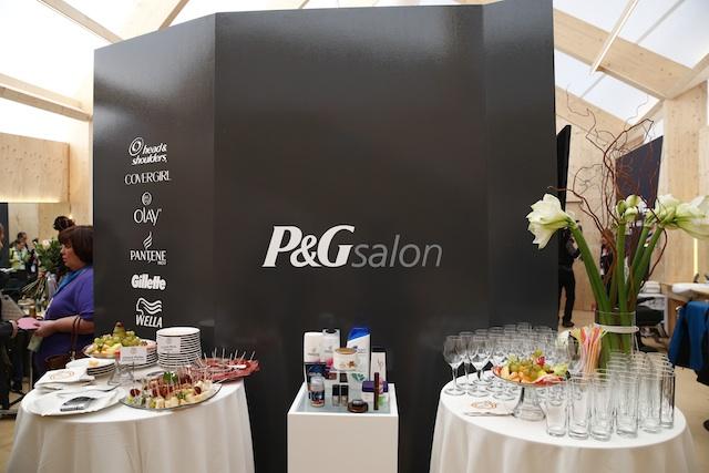 P&G Sponsored Mom Brunch