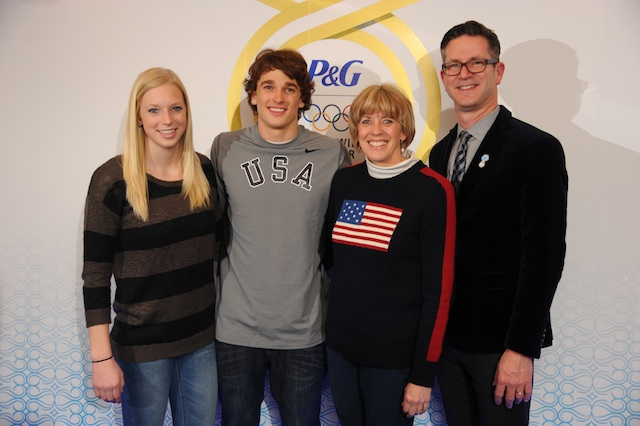 P&G Global Family Home Opening
