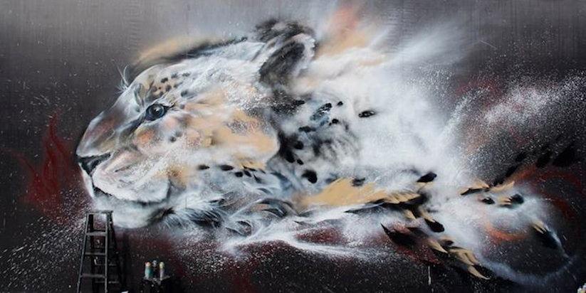 Splatter_Ink_Cheetah_Mural_by_Hua_Tunan_2014_03