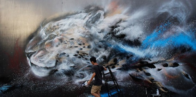 Splatter_Ink_Cheetah_Mural_by_Hua_Tunan_2014_04
