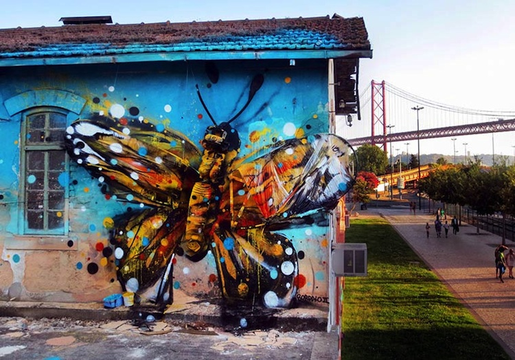 Stunning_3D_Creations_Made_Out_of_Trash_by _Bordalo_II_in_Lisbon_Portugal_2014_06