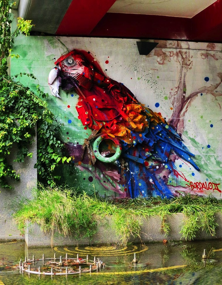 Stunning_3D_Creations_Made_Out_of_Trash_by _Bordalo_II_in_Lisbon_Portugal_2014_10