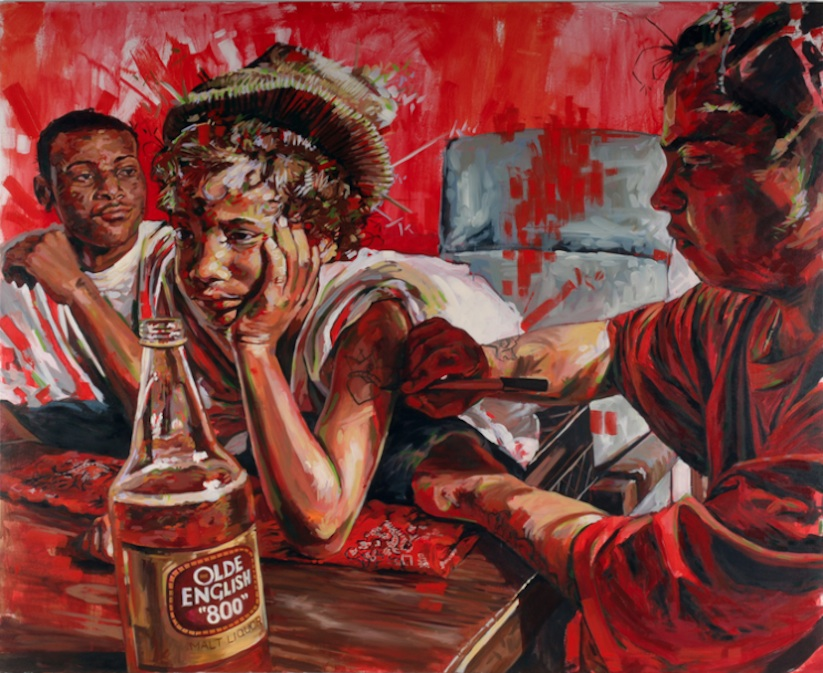 THIS_CRAZY_LIFE_Figurative_Paintings_Of_Gang_Members_by_Michael_Vasquez_2014_03