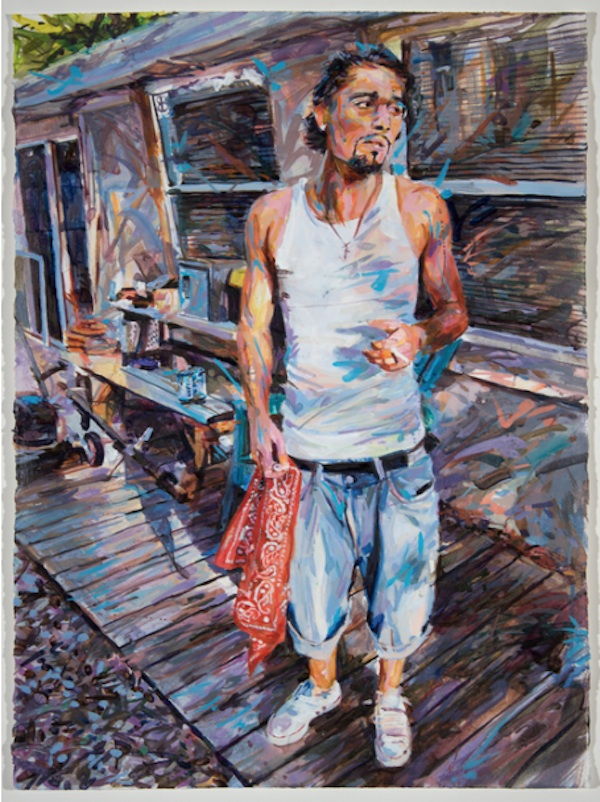 THIS_CRAZY_LIFE_Figurative_Paintings_Of_Gang_Members_by_Michael_Vasquez_2014_08