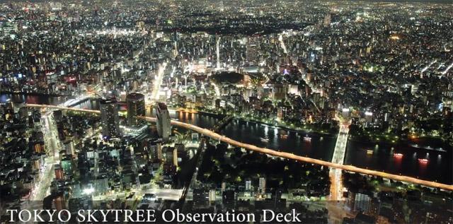 TOKYO SKYTREE Observation Deck_3 Kopie