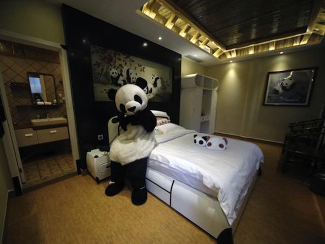 The Haoduo Panda Hotel_2