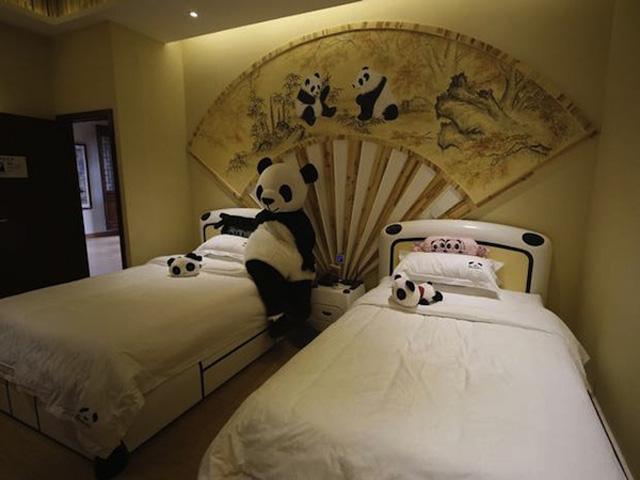 The Haoduo Panda Hotel_4