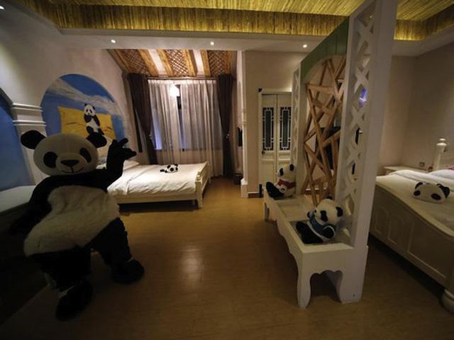 The Haoduo Panda Hotel_6