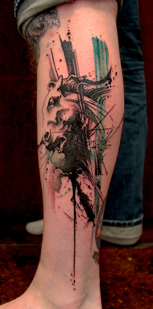Thrilling_Tattoos_inspired_by_Streetart_Stencils_Watercolor_Art_2014_06