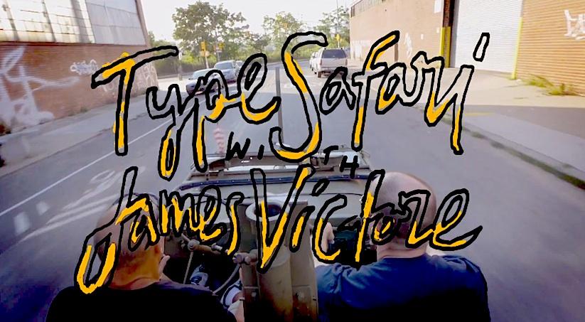 Type_Safari_Designer_James_Victore_Tours_NYC_2014_01