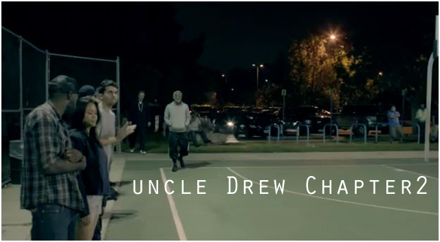 Basketball kyrie irving is uncle drew chapter 2 clip