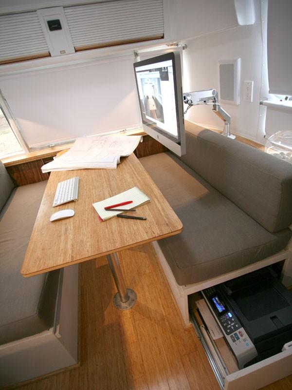 Wohnwagen Umbauen airstream umbau zu einem luxus trailer 9 bilder