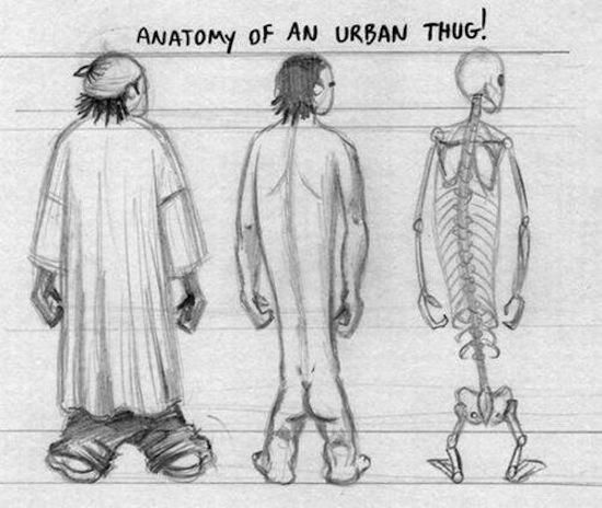Die Anatomie eines urbanen Gangsters – neue Erkenntnisse