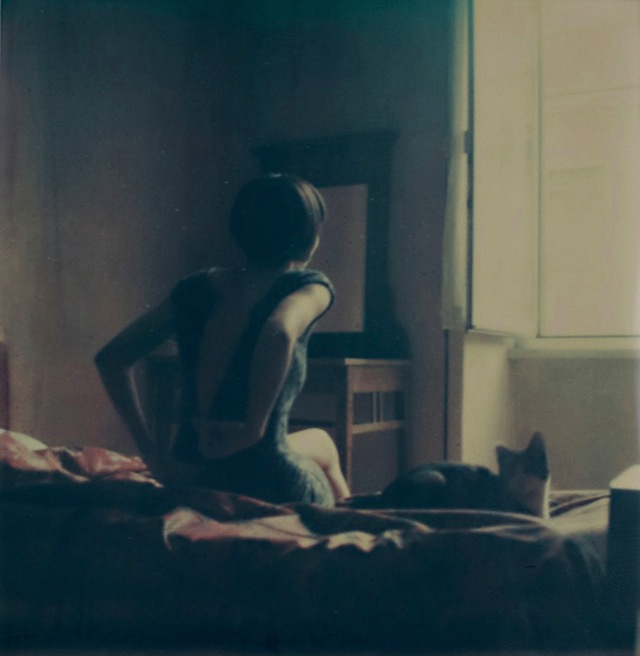 Intimate Polaroid Photography by Anna Morosini (10 Pictures)