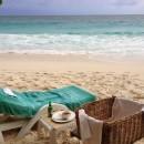 Mein Mittagessen am Strand