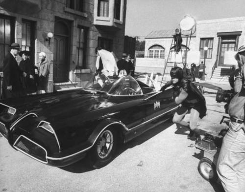Batman tv show from the 1960ies photography 12 pictures