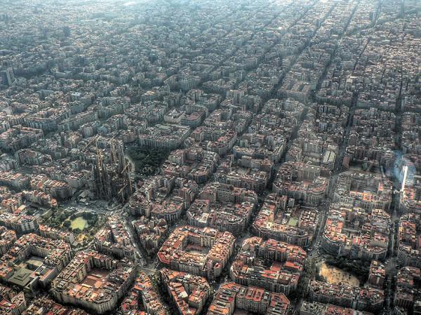 birds-eye-view-aerial-barcelona