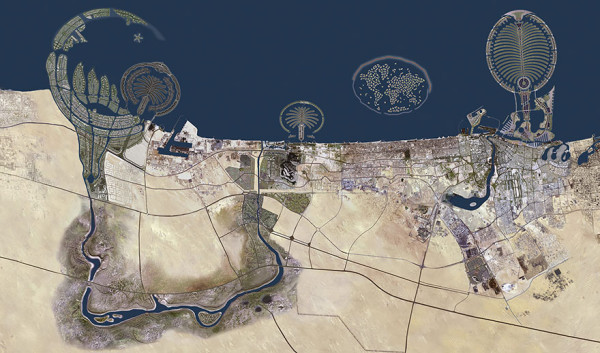 birds-eye-view-aerial-dubai