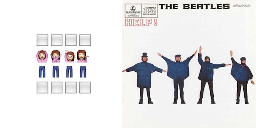 classic album covers_emojis_3