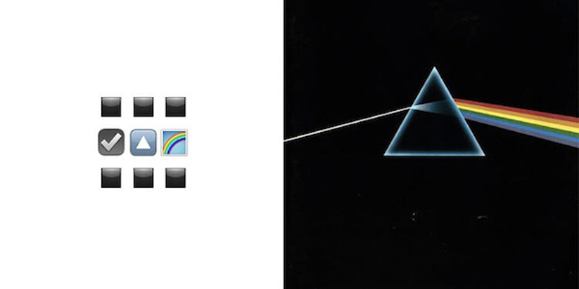 classic album covers_emojis_4