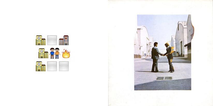 classic album covers_emojis_5