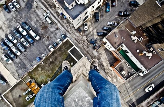 Life On The Edge by Dennis Maitland