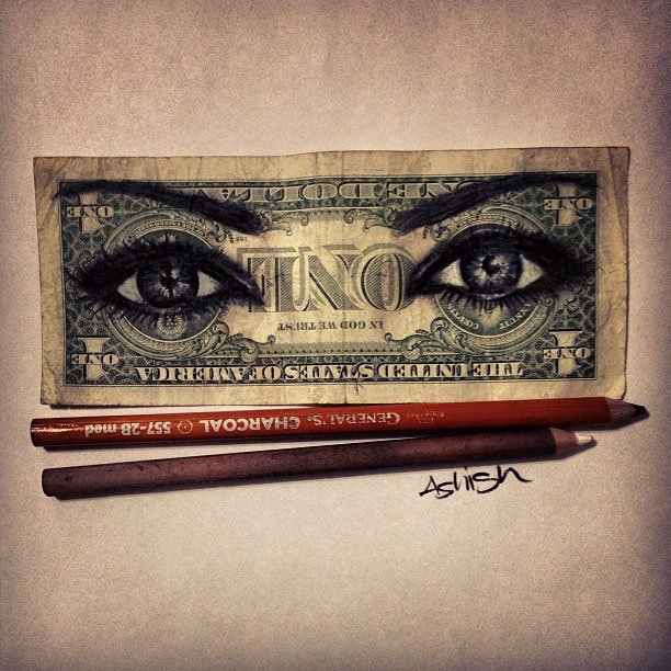 dollar-bill-pencil-art_03