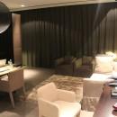 Das Wohnzimmer im Melia Dubai