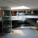 Mall in/zwischen den Towers