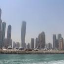 Skyline - vom Boat aus.