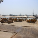 Der Jumeirah Emirates Privatstrand