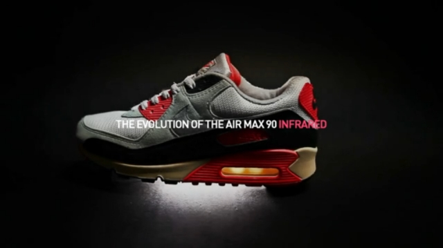 90 2012 Air Evolution Nike Max The Infrared1990 Clip Of fIY6gyv7b