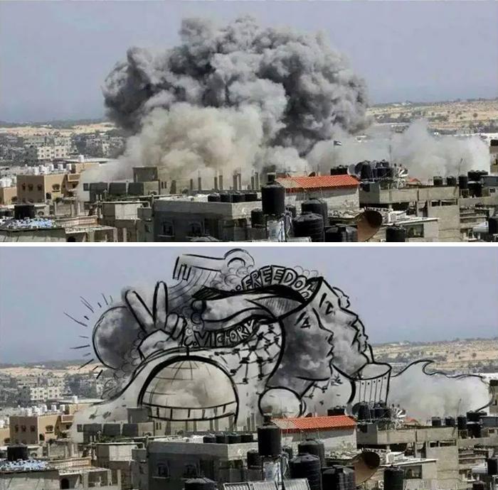 gaza_israel_rocket_smoke_art_03