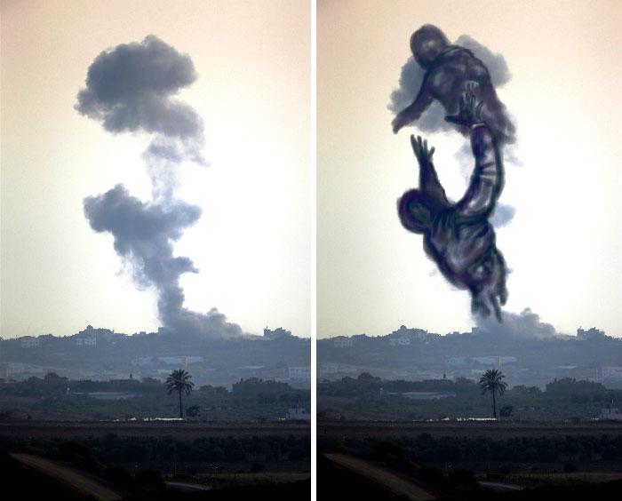 gaza_israel_rocket_smoke_art_04